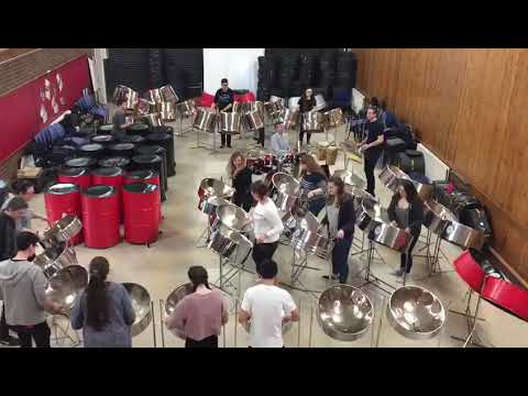Sweet Fuh Days - North Tyneside Steelband arr Chris Storey
