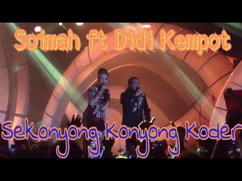 Soimah Feat Didi Kempot-Sekonyong konyong koder