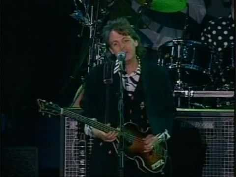 Paul McCartney - Coming Up (Live)