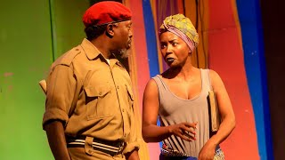 Sharp Maid. Kansiime Anne with FunFactoryUg. African Comedy