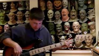 Distant Early Warning Bass Cover