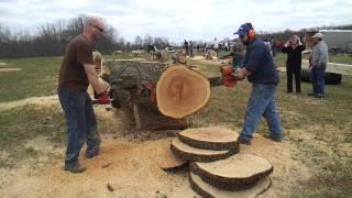 Kiekhaefer Corp KD6AX two man chainsaw.