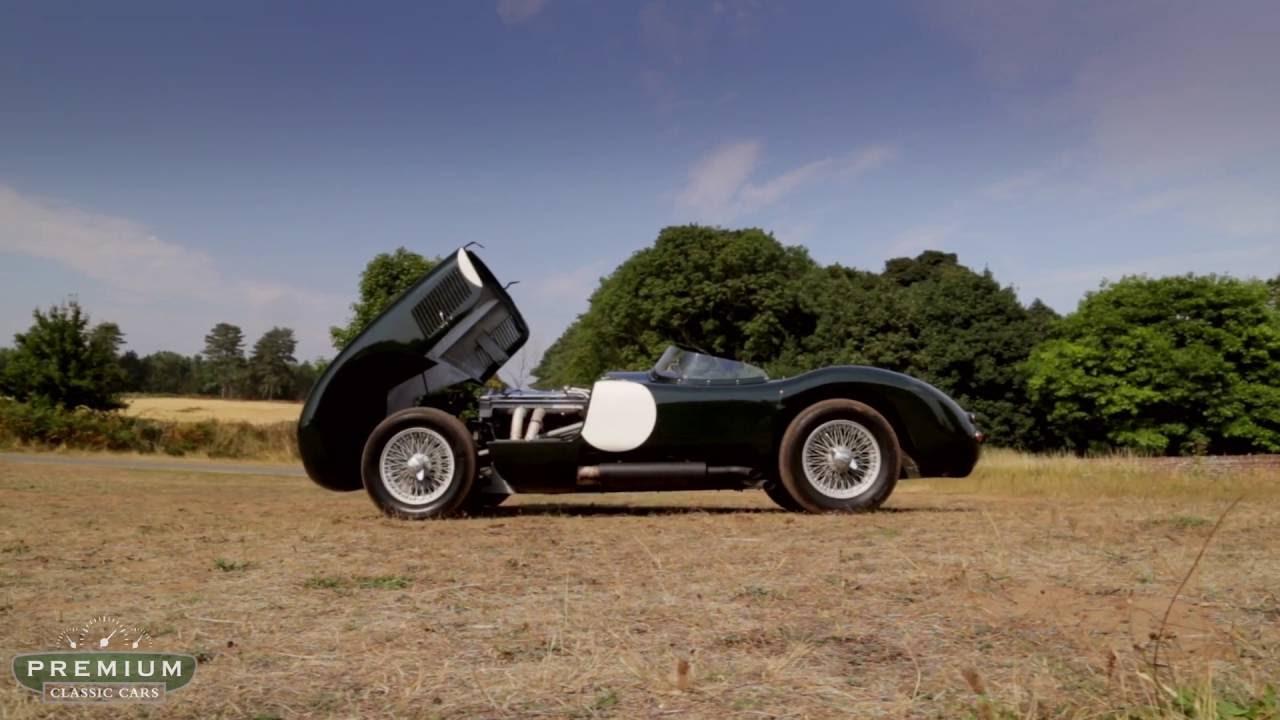 Jaguar Proteus C-type Replica – YEN 97 V