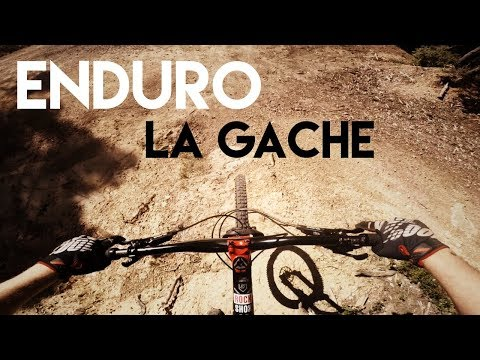 Enduro à la Gache ► Bike Custom & Selle télescopique