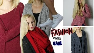 FASHION HAUL | + Benefit VERLOSUNG Thumbnail