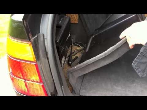 Bmw E34 Touring Doovi