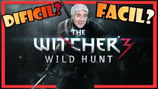 THE WITCHER 3 ES FACIL O DIFICIL ? Mi opinión - Nuevo canal de Clash of Clans y próximos juegos!