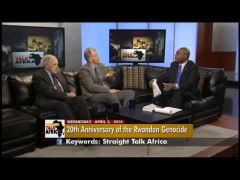 Straight Talk Africa Guests Amb. Herman Cohen and Author ...