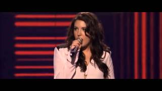 Kree Harrison - Piece of My Heart - Studio Version - American Idol 2013 - Top 7