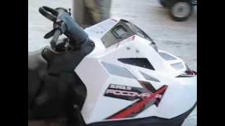 Снегоход STELS S800 Росомаха Мотосалон Мото тех в Томске первый запуск(Новый снегоход стелс 800 имеет 4х тактный двигатель жидкосного охлаждения, мощный тяговитый характер мотора..., 2014-06-24T04:55:12.000Z)
