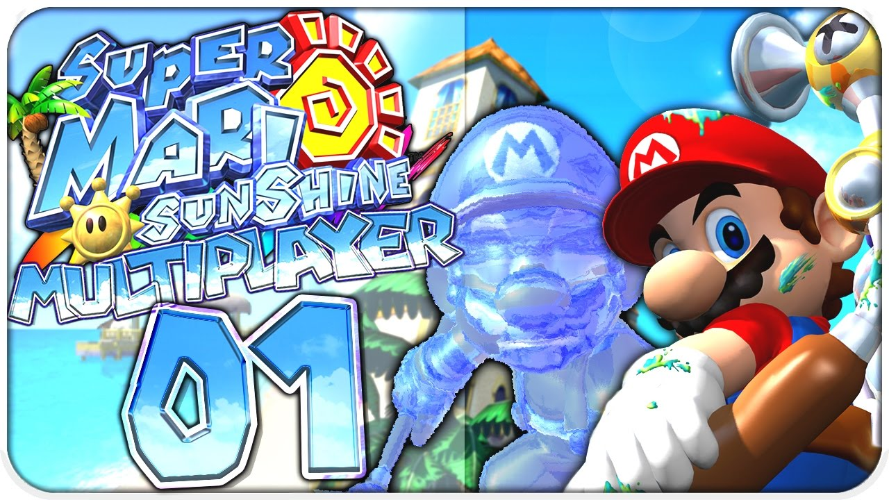 how to play and install super mario sunshine multiplayer