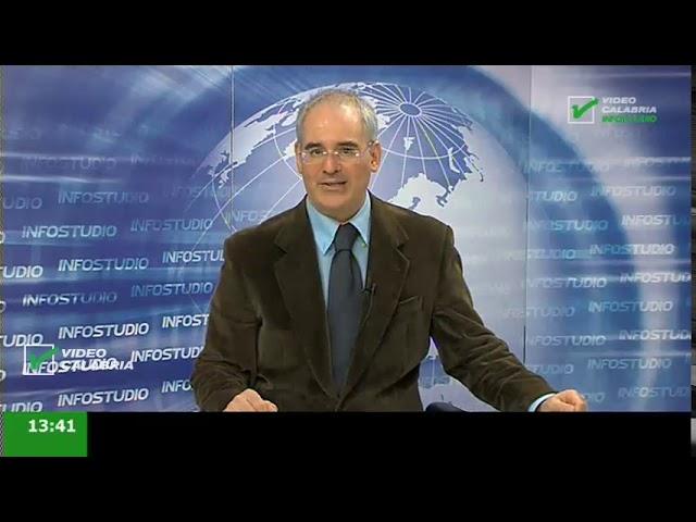 InfoStudio il telegiornale della Calabria notizie e approfondimenti - 15 Novembre 2019 ore 13.30