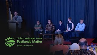 """Black gold"" for climate mitigation? - GLF: Peatlands Matter"