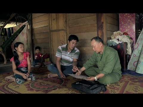 Laos: UNFPA reaches women in remote villages