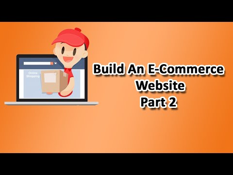 Build E-Commerce website Part 2 in PHP Hindi/Urdu