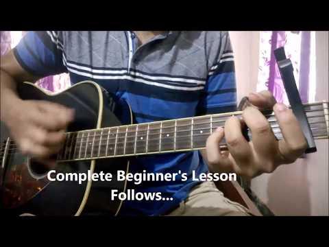 Mile Ho Tum Humko - Guitar Chords Lesson | Neha Kakkar, Tony Kakkar