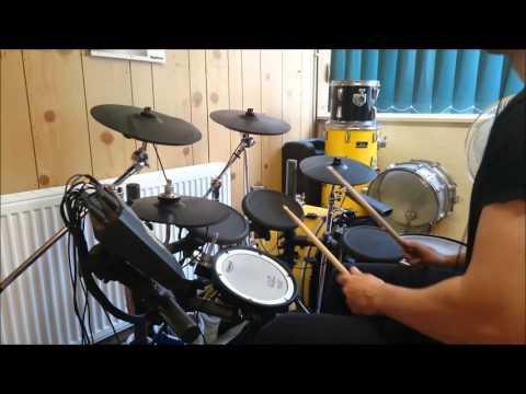 Megadeth - Holy Wars (Drum Cover)