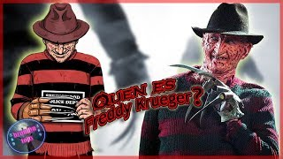 Quien es Freddy Krueger? | Historia | Habilidades | Juegos | Apariciones|