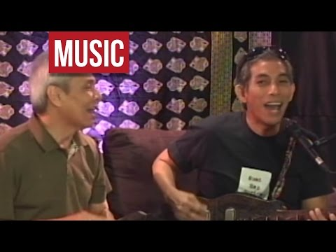 """Joey Ayala - """"Magkaugnay"""" Live! with Jim Paredes"""