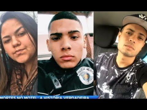 Testemunha da morte de jovem em motel fala sobre o ocorrido