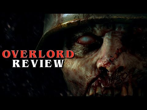 Overlord – Zombie Horror Movie Review