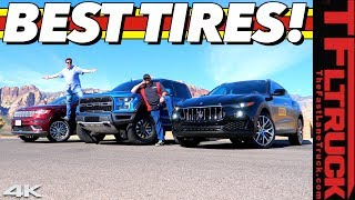Here's How To Pick Your Next Set Of Tires For Your Car OR Truck!
