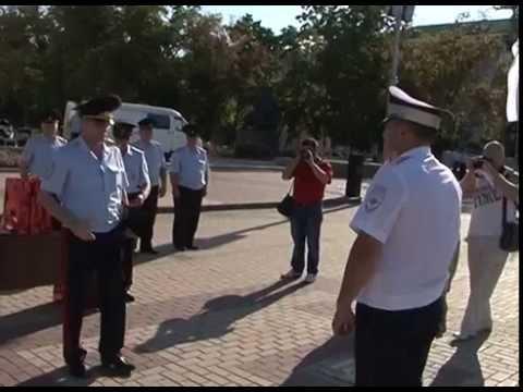 Обновленный автопарк белгородской полиции