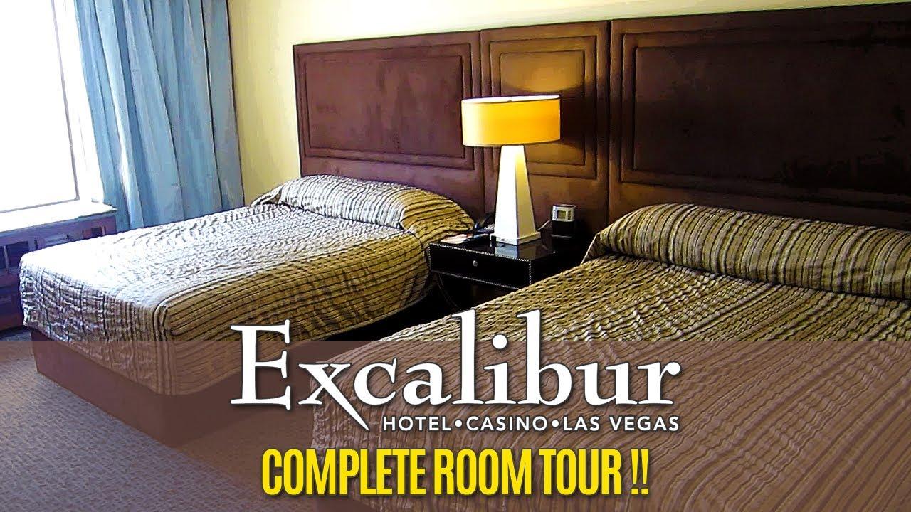 Excalibur Hotel Tower Room Excalibur Resor...