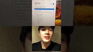 GOT7 Youngjae (영재) and Jackson (잭슨) Instagram Live | February 20, 2018