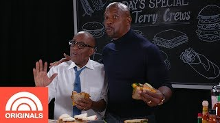 Terry Crews Revisits His Most Iconic Roles and Personal Struggles  COLD CUTS  TODAY Originals