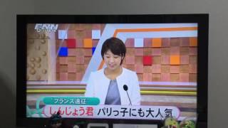 さんさんテレビみんなのニュース(2016.7.11)