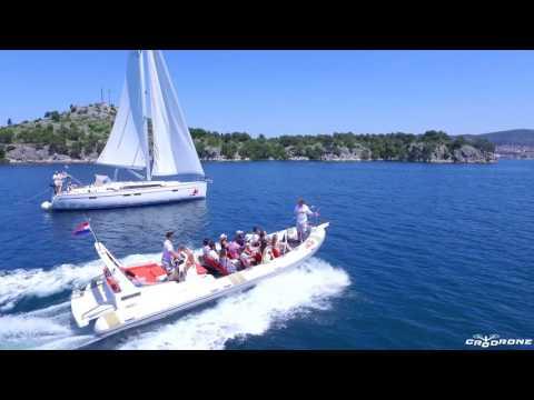 CroDrone & Speed Boat - Vodice