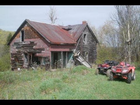 The old farm house adventure