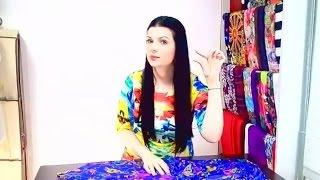 видео Пошив платья