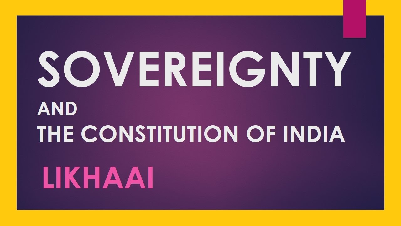 sovereignty and preamble Preamble as an aid to interpretation from the preamble of the constitution it is clear that the framers attached importance to the sovereignty of the people.
