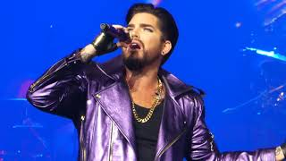 VEGAS#9 Queen+Adam Lambert - Somebody To Love @ Park Theater LV 20180921