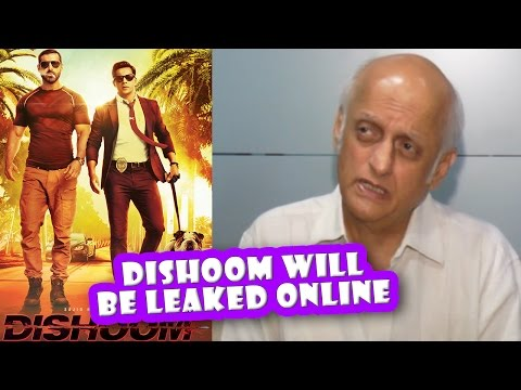 Dishoom Will Be Leaked Online