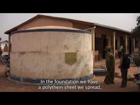 Create Change: Rain Water Harvesting Tank (Water Source)