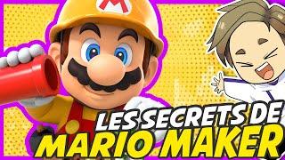 Les SECRETS de SUPER MARIO MAKER ! 🔨