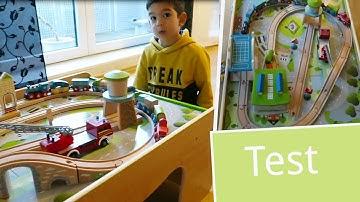 Test: EverEarth Spieltisch für Autos und Eisenbahnen | babyartikel.de