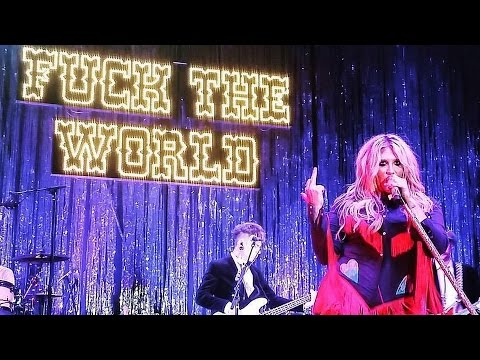 Download Kesha & The Creepies - Fuck The World Tour (Full HD)