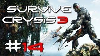 Crysis 3 Gameplay #14 - Let's Survive Crysis 3 - PC | max Details | Post Human Warrior