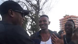 Sam Wa Ukweli Kwenye Tamasha La Miaka 16 Ya MAGIC FM