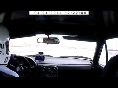 Turbo Mazda Miata vs Nissan 350Z