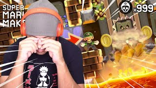 TAKING A BREAK FROM YOUTUBE AFTER THIS ONE.. [SUPER MARIO MAKER 2] [#93]