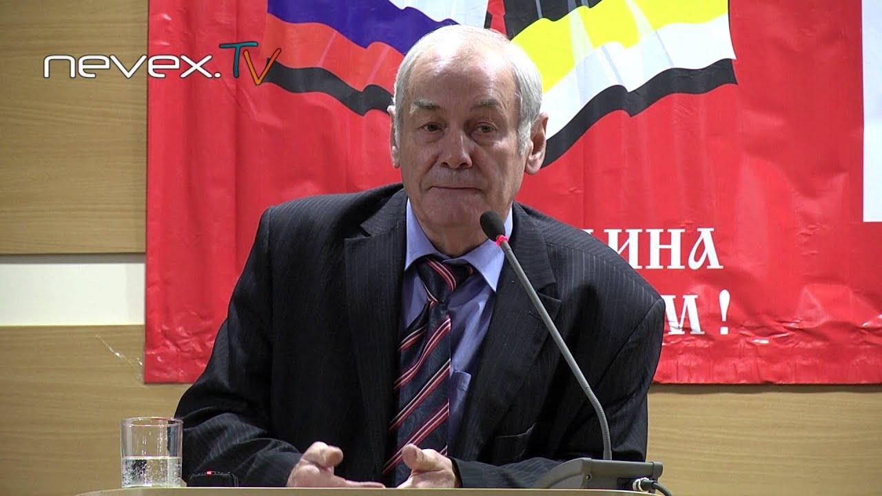 Революция неизбежна - Генерал Ивашов на Форуме патриотических сил