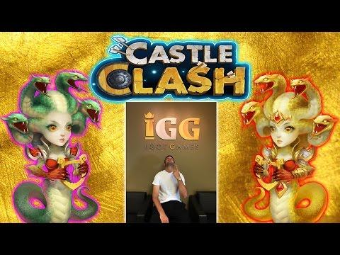 Full Castle Clash HQ Livestream!!!