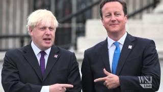 The Appeal of London Mayor Boris Johnson
