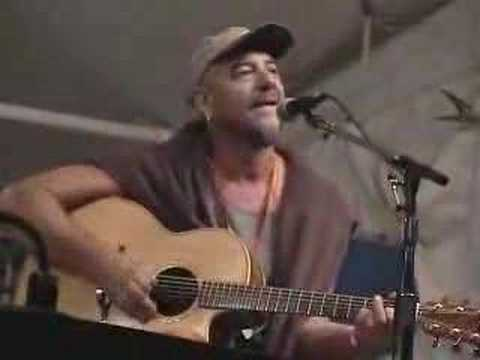 "Greg Brown @ Falcon Ridge 2002 - ""Jesus and Elvis"""
