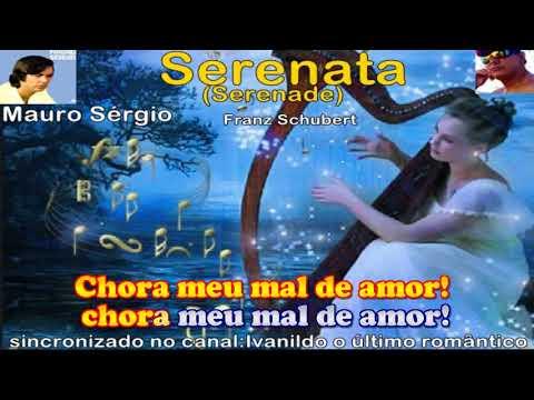 Serenata - Mauro Sergio  - karaoke instrumental - Franz Schubert  - Serenade